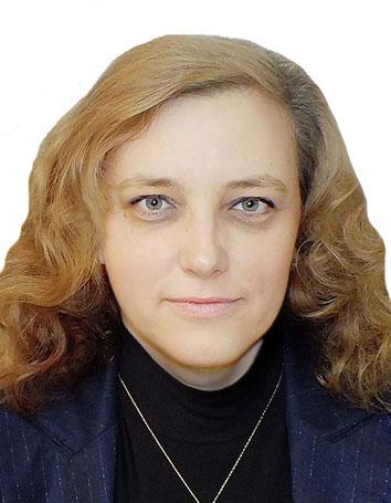 Elena Dmitrishina
